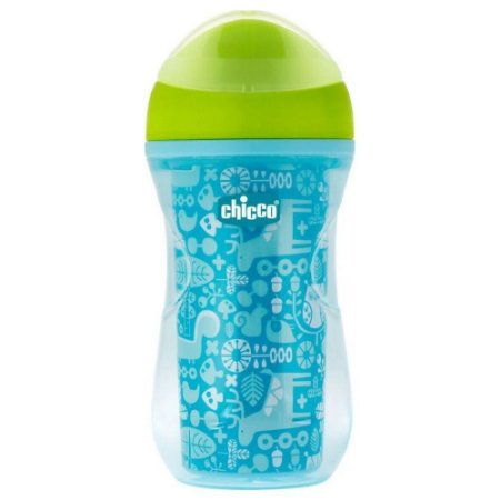 Copo Active 266ml (Cup 14M+) Azul - Chicco