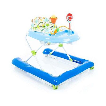 Andador Baby Step (+6M) - Azul - Voyage