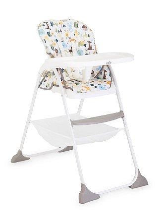 Cadeira de Alimentação Mimzy Snacker (até 15 kg) - Alphabet - Joie