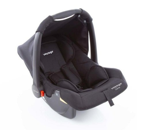 Bebê Conforto Gama - Preto - Voyage
