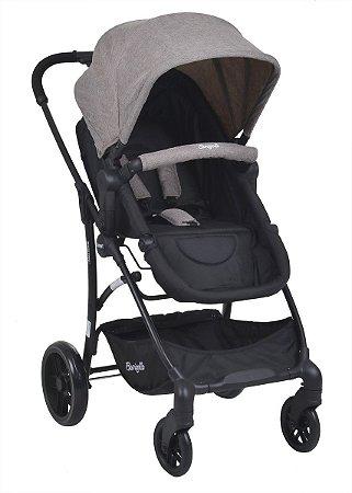 Carrinho de Bebê Convert (até 15 kg) - Cappuccino - Burigotto