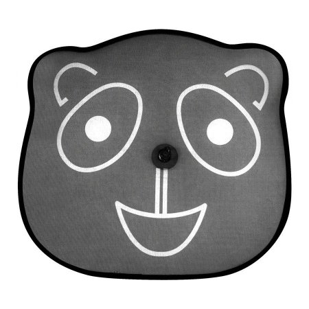 Protetora Solar e Redutor de Claridade Duplo de Urso - Girotondo
