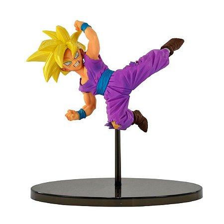 Action Figure - Gohan Super Saiyan - Dragon Ball Z - Bandai Banpresto