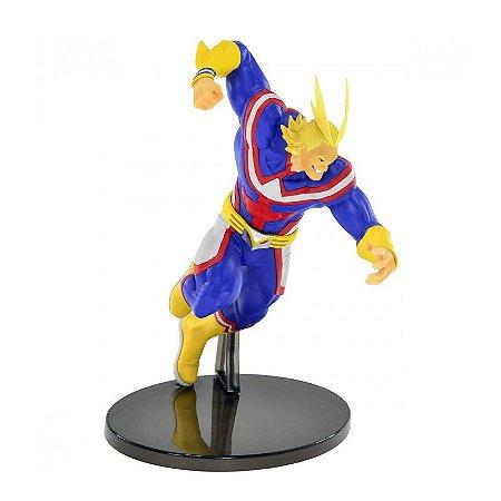 Action Figure - All Might - My Hero Academy - Bandai Banpresto
