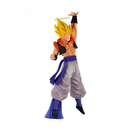 Action Figure - Gogeta Saiyan - Dragon Ball Z - Bandai Banpresto