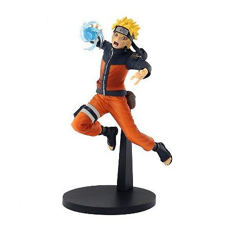 Boneco Naruto  Uzumaki Original - Bandai