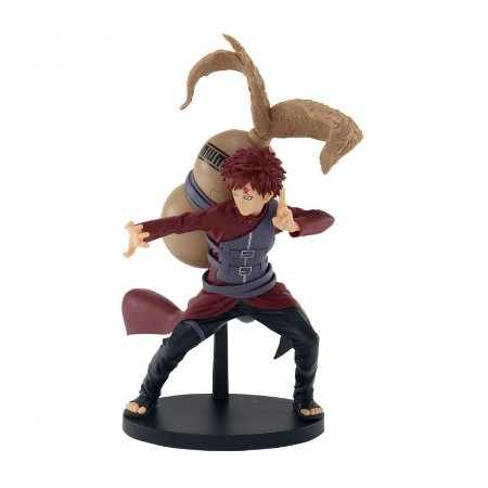 Action Figure - Gaara - Naruto Shippuden - Bandai Banpresto