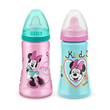 2 Un. Copo Colors Disney 300ml (+6M) - Minnie - Lillo