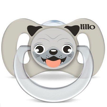 Chupeta Funny Animais Tam.1 (0 a 6m) - Cachorro - Lillo