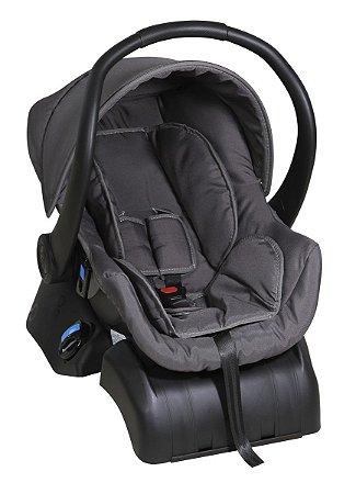 Bebê Conforto Cocoon com Base Preto Cinza  Galzerano