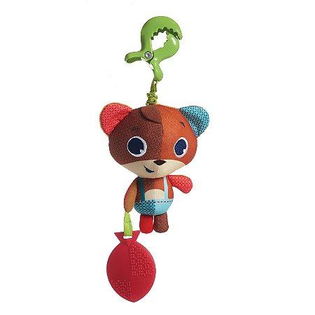 Brinquedo com Mordedor Jitter Isaac  (0M+) - Tiny Love