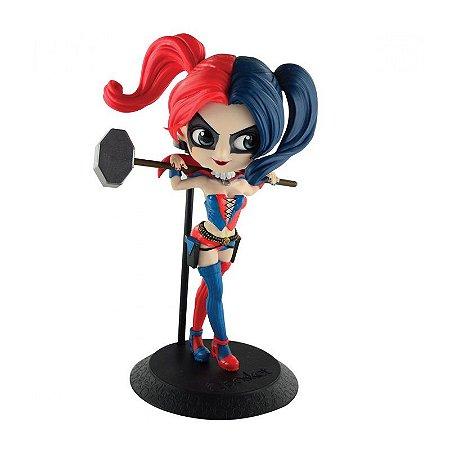 Action Figure - Harley Quinn (Arlequina) - DC Comics - Bandai Banpresto