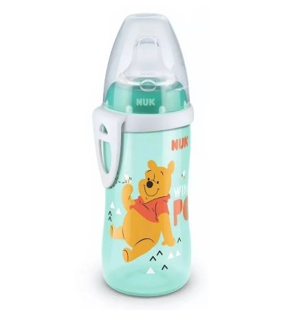 Copo First Choice Active Cup 300ml (12m+)- Ursinho Pooh -Nuk