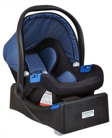 Bebê Conforto com Base Touring (até 13 kg) - Blue - Burigotto