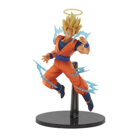 Boneco Dragon Ball - Super Saiyan Original - Bandai