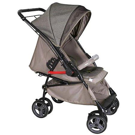 Carrinho de Bebê Maranello II (até 15 kg) - Caramelo - Galzerano