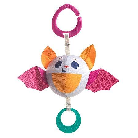 Brinquedo com Chocalho (+0M) - Coruja Rattle Oscar - Tiny Love