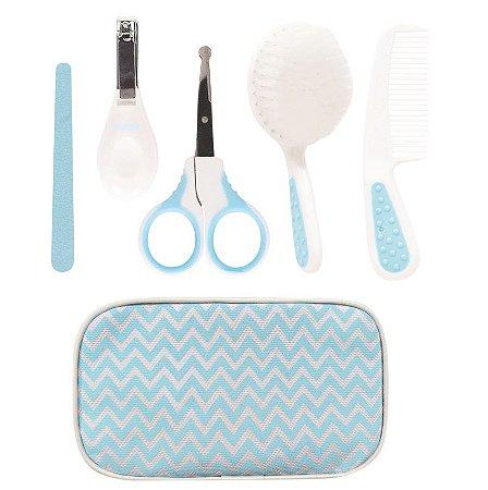 Conjunto de Higiene (+0M) - Azul - Buba