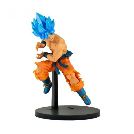 Action Figure - Son Goku - Dragon Ball Super - Bandai Banpresto