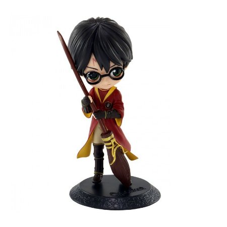 Figure Harry Potter Q Posket Quidditch Style - Bandai