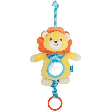 Brinquedo Musical Animal Fun (+0M) - Leãozinho - Buba
