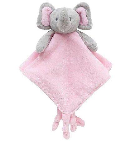 Naninha Abraço de Elefantinho (+3M) - Rosa - Buba