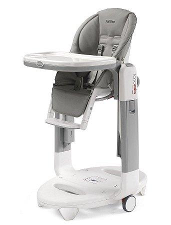 Cadeira de Alimentação Tatamia (até 15 kg) - Ice - Peg-Pérego