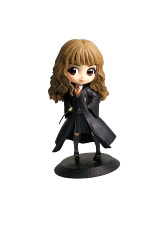Figure Harry Potter Q Posket - Hermione Granger Ii - Bandai