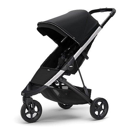 Carrinho de Bebê Spring (até 15 kg) - Black Chassi Aluminio - Thule