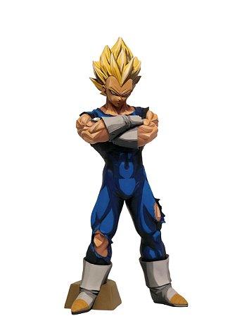 Figure Dragon Ball Z - Vegeta Grandista - Bandai