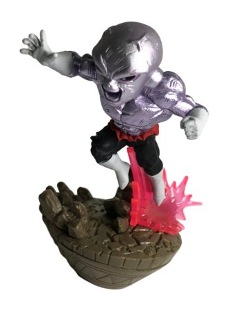 Figure Dragon Ball Super Wcf Diorama - Jiren - Bandai