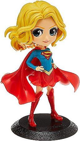 Action Figure - Super Girl - DC Comics - Bandai Banpresto
