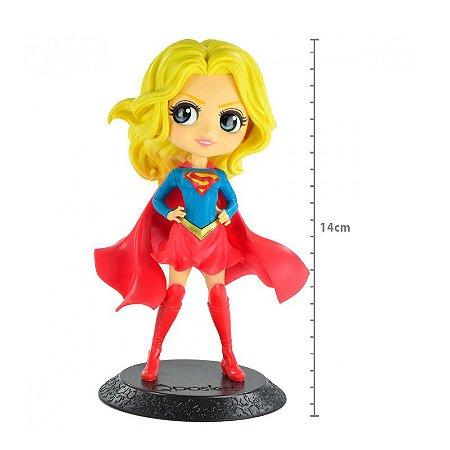 Boneca DC - Super Girl - Bandai