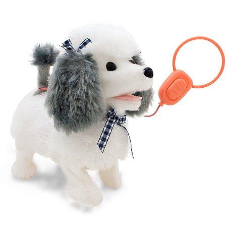 Cachorrinho Playfull Pets (+3 anos) - Poodle - Toyng