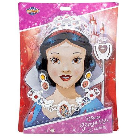 Kit Beleza Infantil Princesas Disney - Toyng