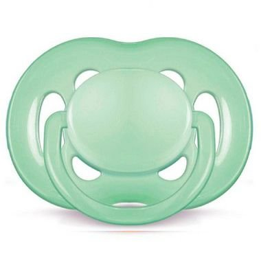 Chupeta Freeflow (+6M) - Verde - Philips Avent