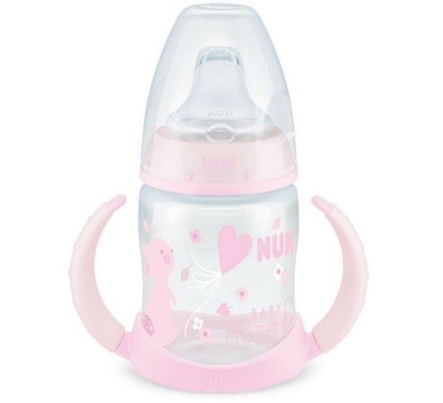 Copo de Treinamento First Choice (6m+) 150ml Rose - NUK