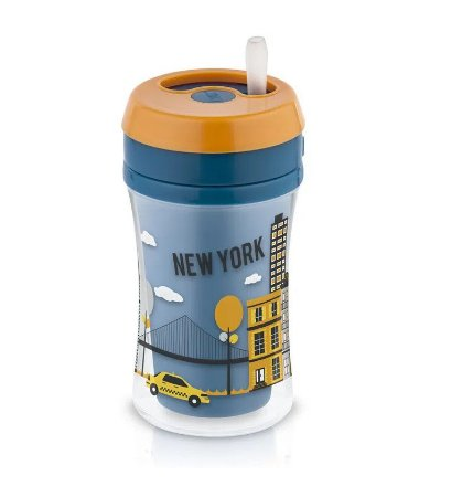 Copo Fun 270ml (+18M) - Nova York - NUK