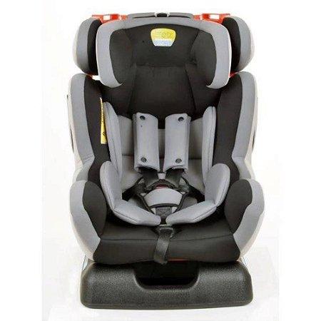 Cadeira Auto Infinity Gray Black 0 a 36kg - Burigotto