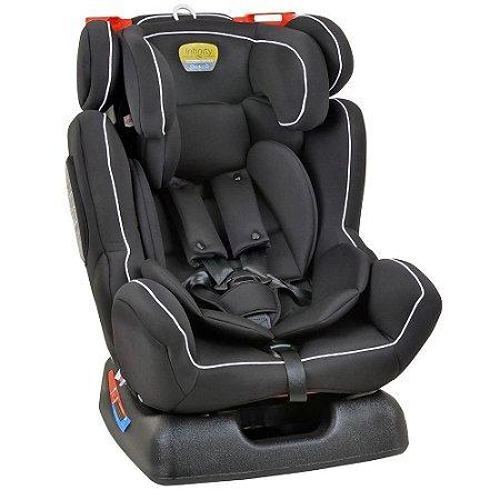 Cadeira para Auto Infinity (até 36 kg) - Preto - Burigotto