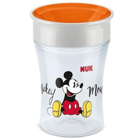 Copo Magic Cup Evolution 360° 230ml (+8M) - Mickey - Disney - NUK