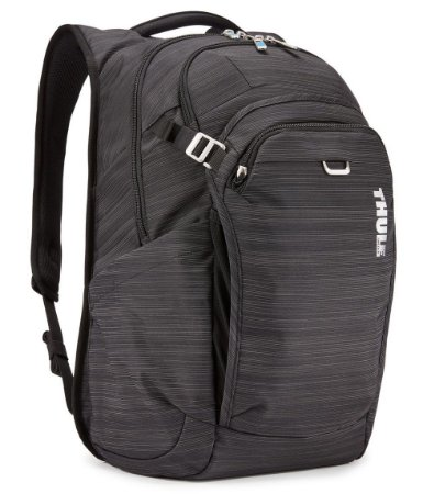Mochila Construct Backpack 24L Black- Thule