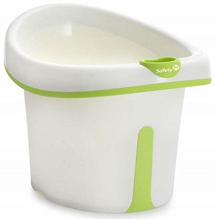 Banheira Bubbles Verde 1 a 3 anos - Safety 1st