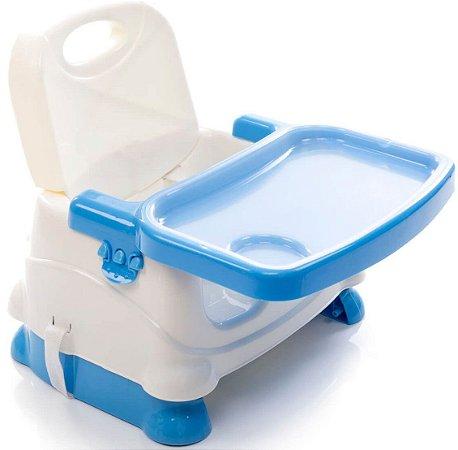 Assento Elevatório para Alimentação Fun (até 15 kg) - Azul - Voyage