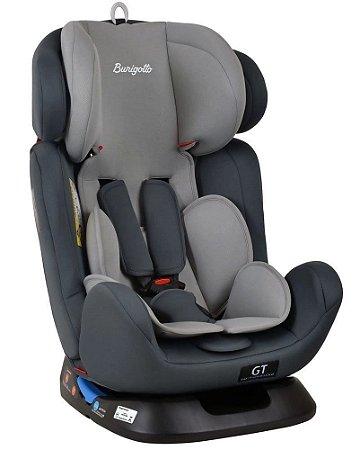 Cadeira para Auto GT (0 à36 kg) - Cinza - Burigotto