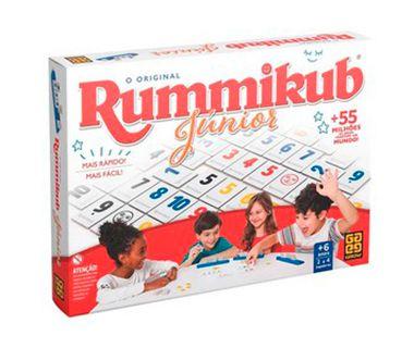 Jogo Rummikub Júnior (+6 anos) - Grow
