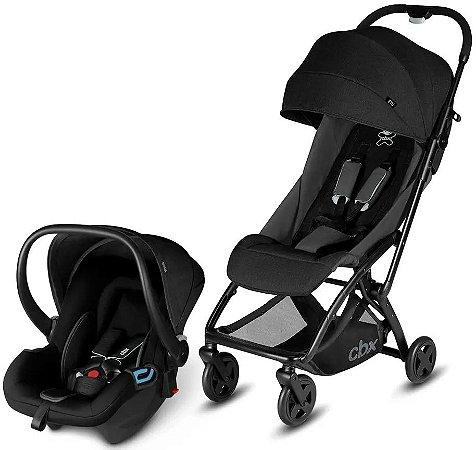 Carrinho de Bebê Travel System Etu Plus (até 15 kg) - Preto - CBX