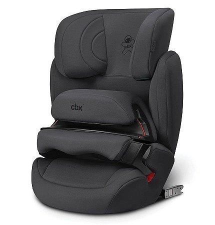 Cadeira para Auto Aura com Isofix (até 36 kg) - Grafite - CBX