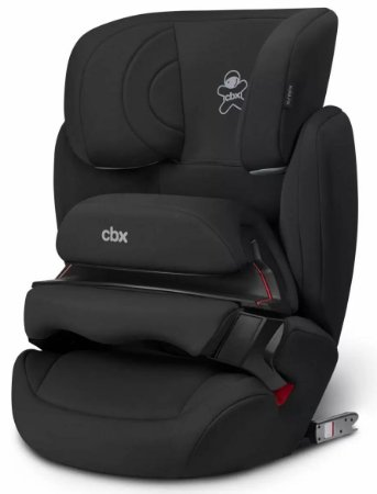 Cadeira para Auto Aura com Isofix (até 36 kg) - Preto - CBX