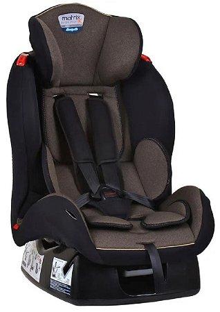 Cadeira para Carro Matrix Evolution K (até 25 kg) - Bege - Burigotto